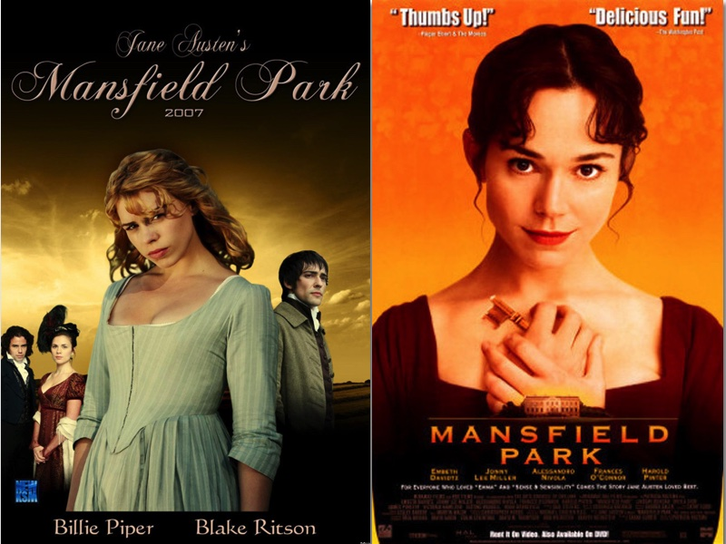 Time To Watch Some Austen Movies
